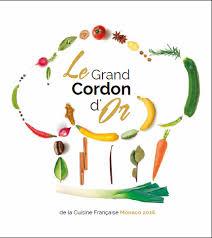 38e Concours Culinaire du «Grand Cordon d'Or de la Cuisine Française»