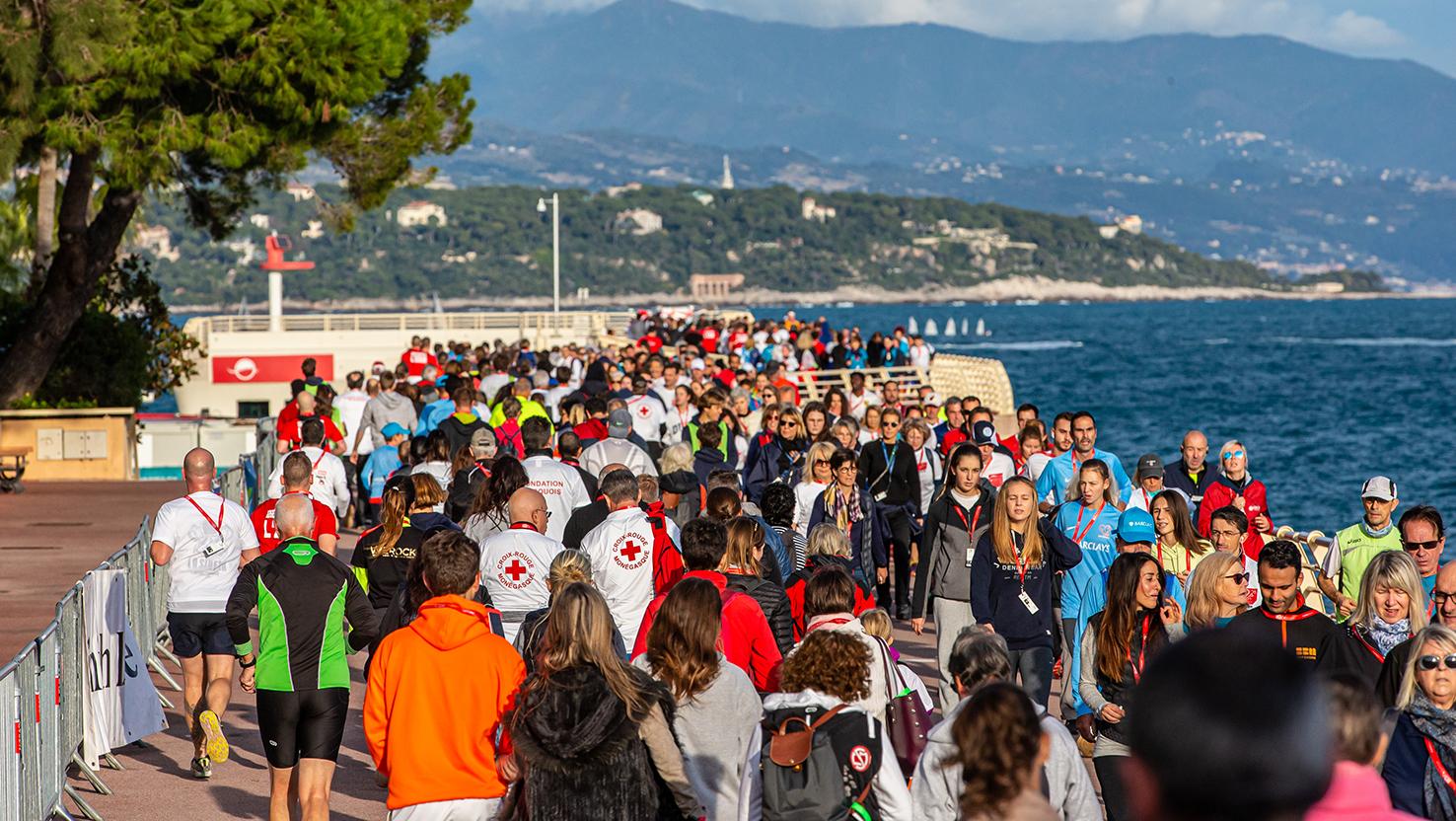 Inscrivez-vous à la No Finish Line de Monaco