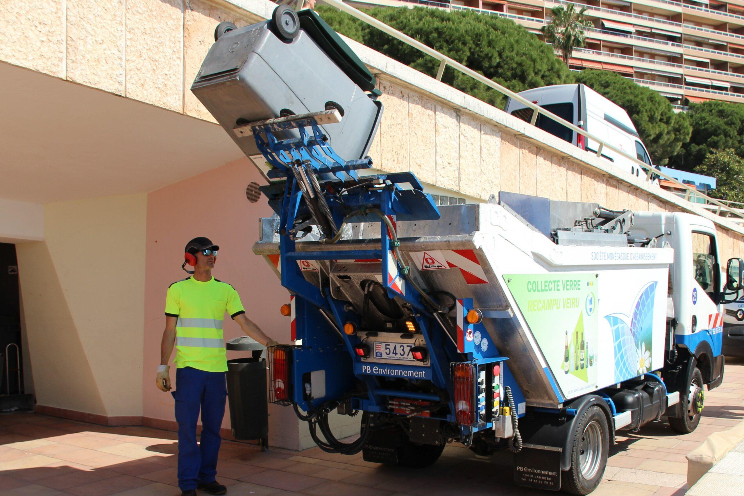 Quelles solutions en Principauté pour le recyclage des déchets ?