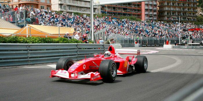 Bonne nouvelle : vous pourrez assister au Grand Prix Historique de Monaco !