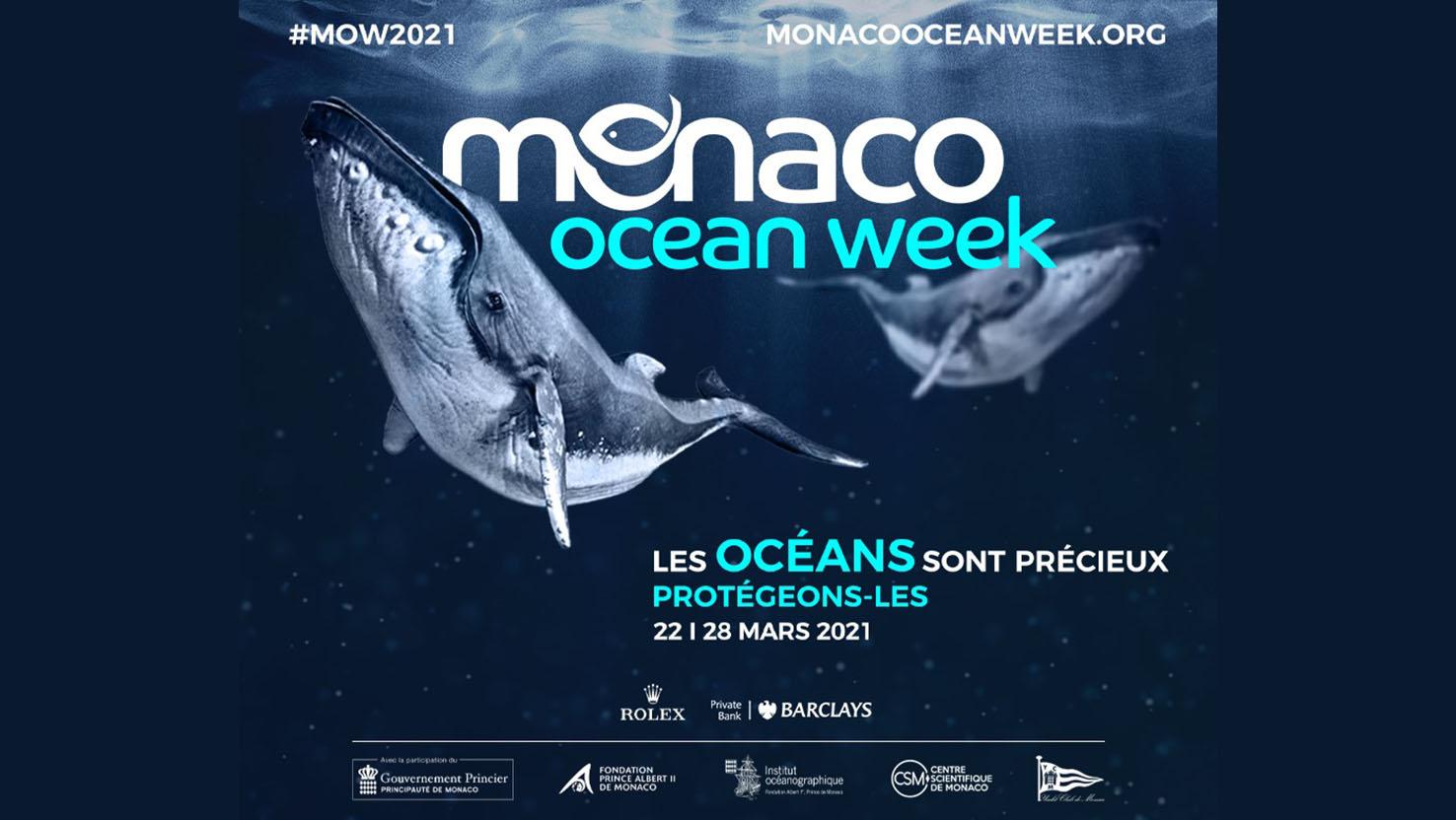 Tous engagés avec la Monaco Ocean Week !