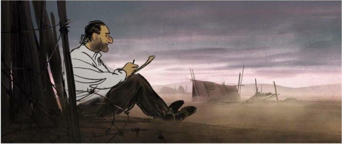 Séance cinéma à la médiathèque avec le passionnant «Josep»
