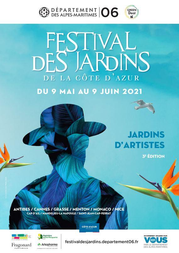 Rendez-vous au Festival des jardins avec deux œuvres monégasques