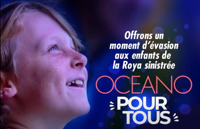 «Océano pour tous» : solidarité avec les enfants de la Roya