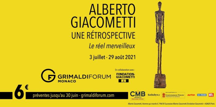 Grimaldi Forum : la grande expo de l'été annoncée