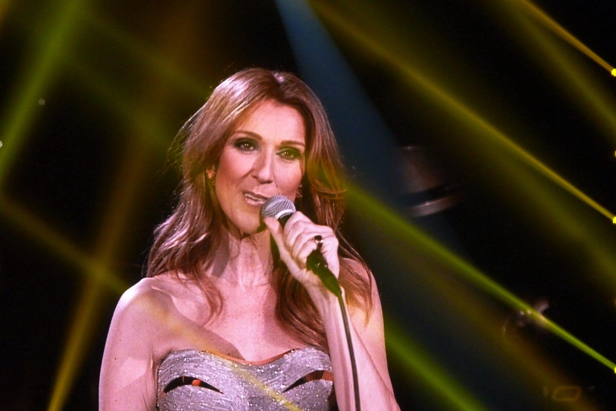 Céline Dion : un concert-événement sur la place du Casino