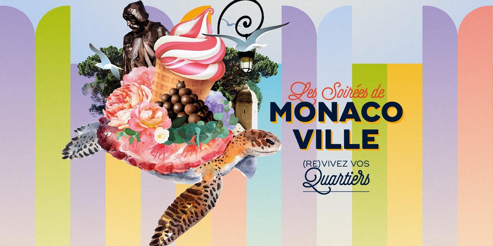 Redécouvrez les quartiers de Monaco cet été