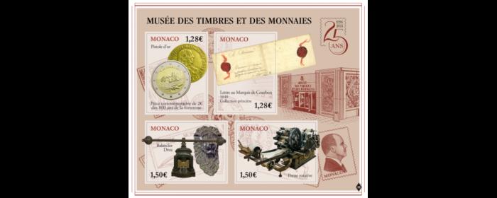 25 ans pour le Musée des Timbres et Monnaies !