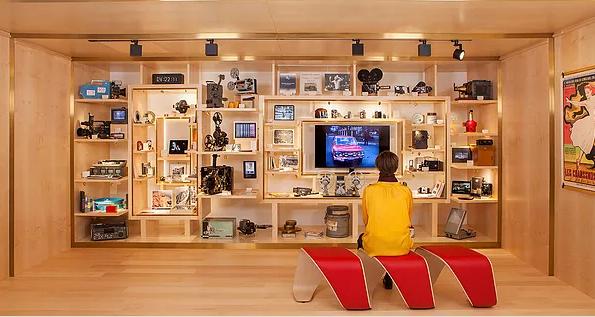 Cinéma : un cabinet de curiosités à Monaco…