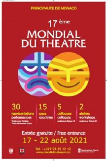 En scène avec le Mondial du Théâtre de Monaco !