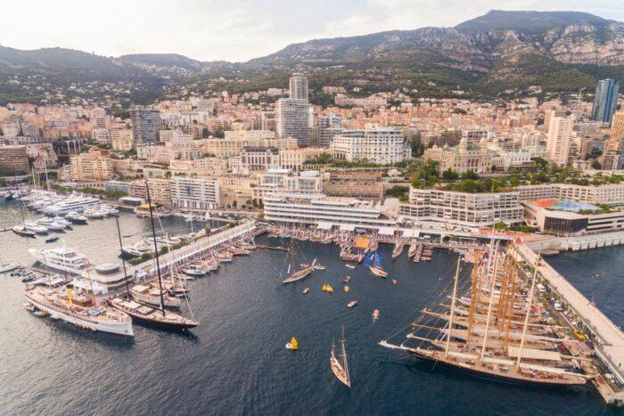 Admirez les magnifiques bateaux de la Monaco Classic Week