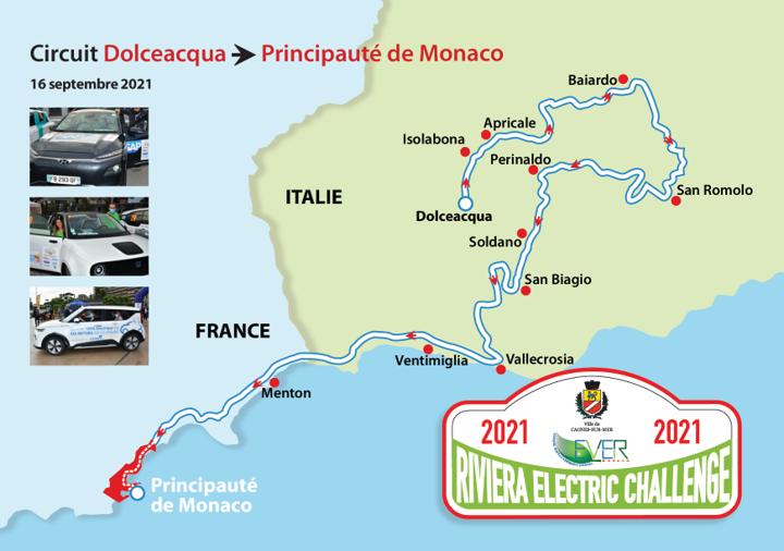 Écologie : suivez le Riviera Electric Challenge